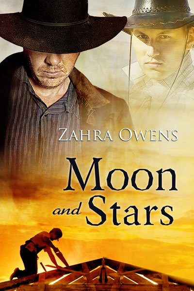 Zahra Owens - Moon and Stars