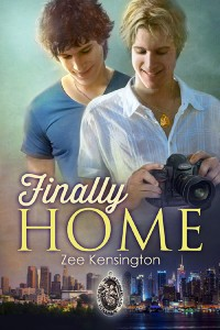 Finally Home book cover