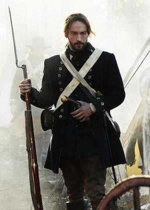 tom mison as ichabod