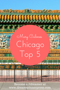 Mary Calmes, Chicago, Chinatown
