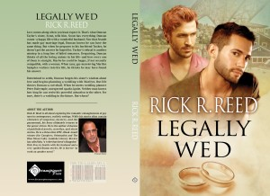 LegallyWed cover front and back