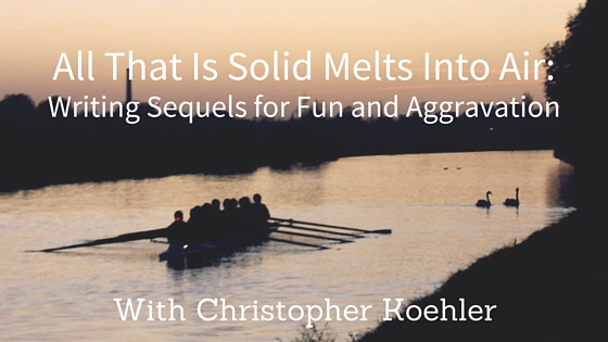 All That Is Solid Melts Into Air-