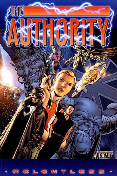 The Authority by Warren Ellis and Bryan Hitch