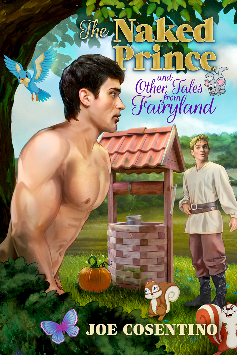 The Naked Prince cover