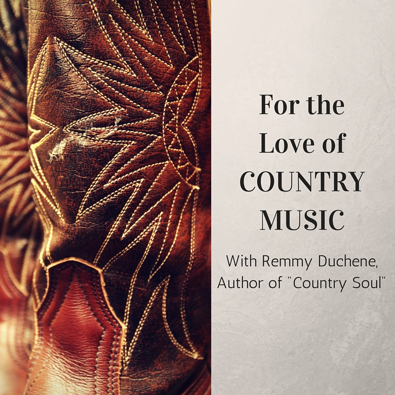 For the Love of Country Music