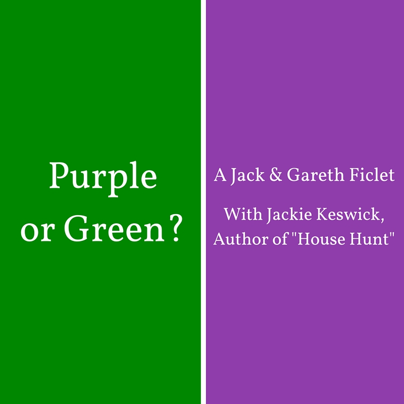 Purple or Green