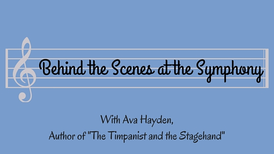 Behind the Scenes at the Symphony (1)