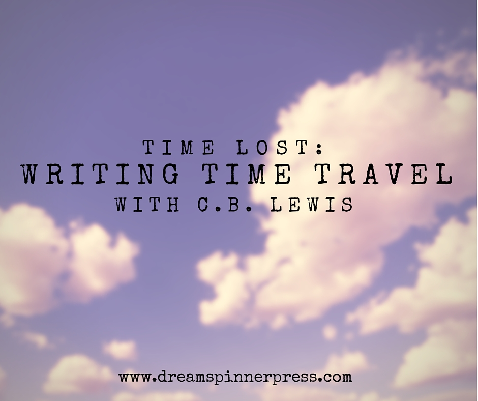 Writing Time Travel with CB Lewis