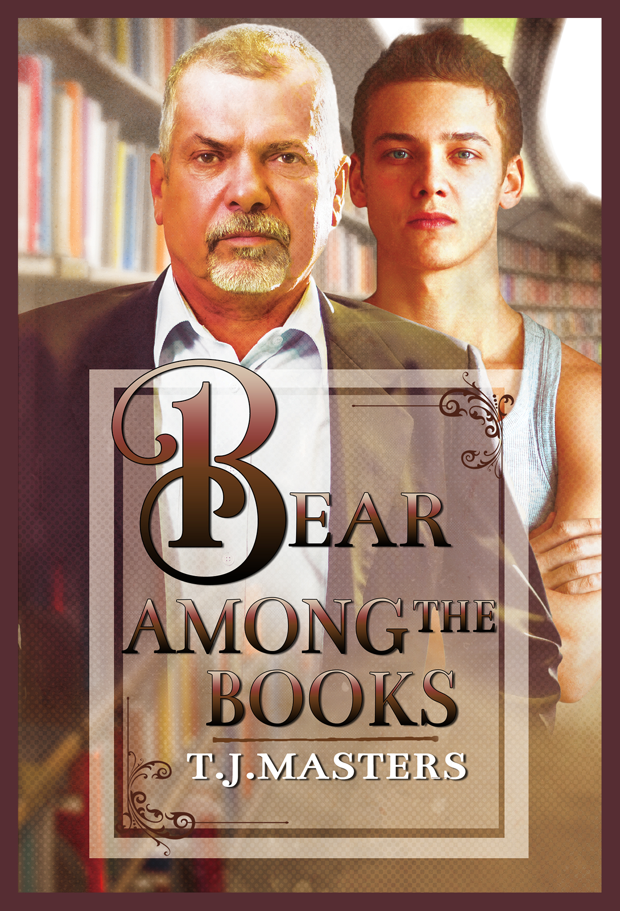 Bear Among the Books