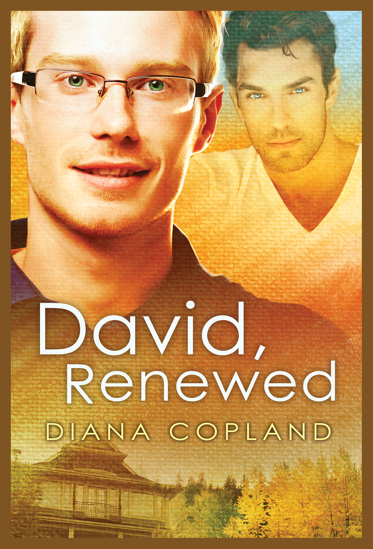 David, Renewed by Diana Copland