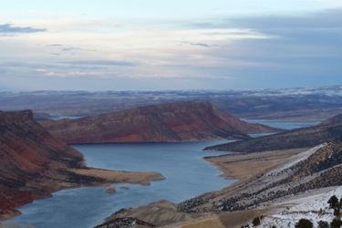 Flaming Gorge Reservoir
