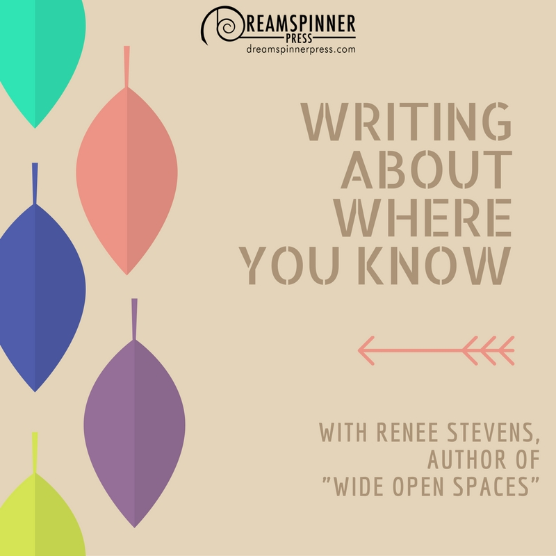 Writing about where you know