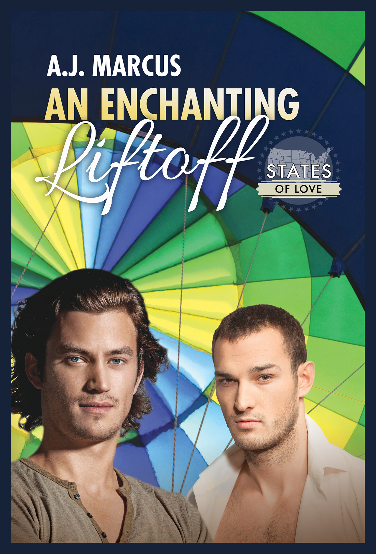 An Enchanting Liftoff by A.J. Marcus