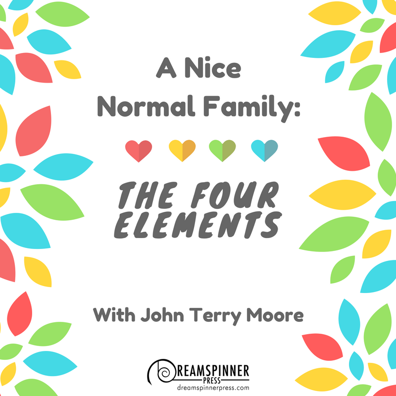 The Four Elements with John Terry Moore