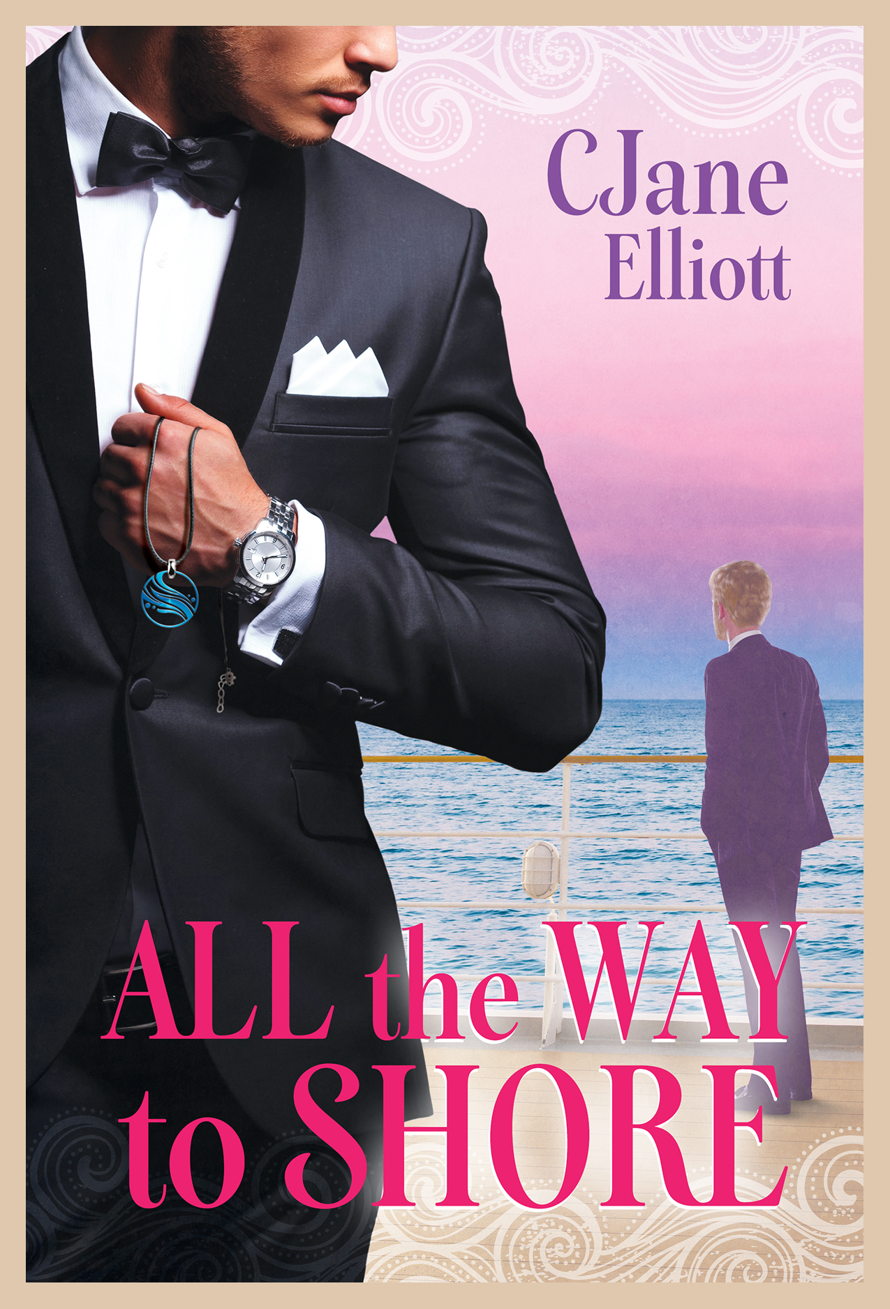 All the Way to Shore by CJane Elliott
