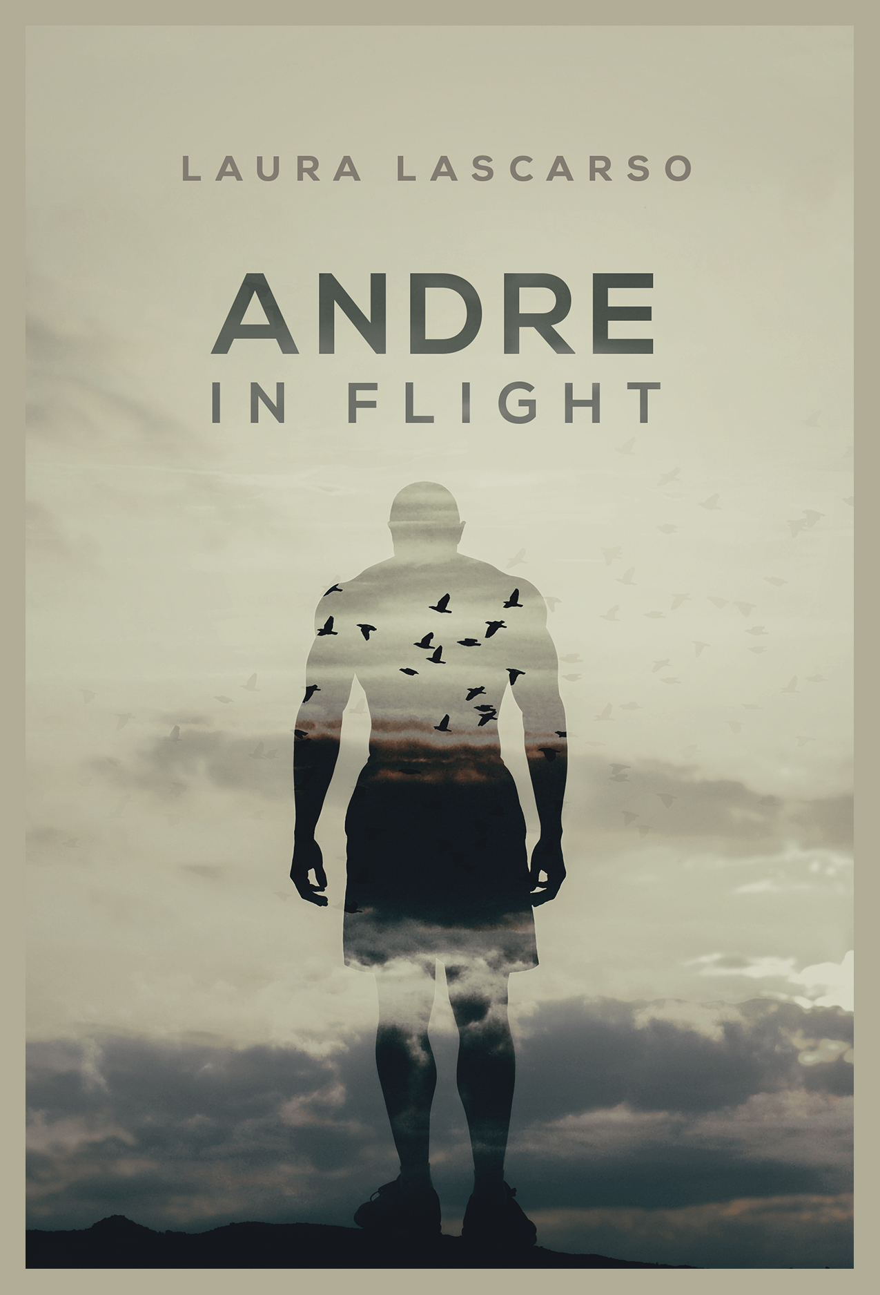 Andre in Flight by Laura Lascarso
