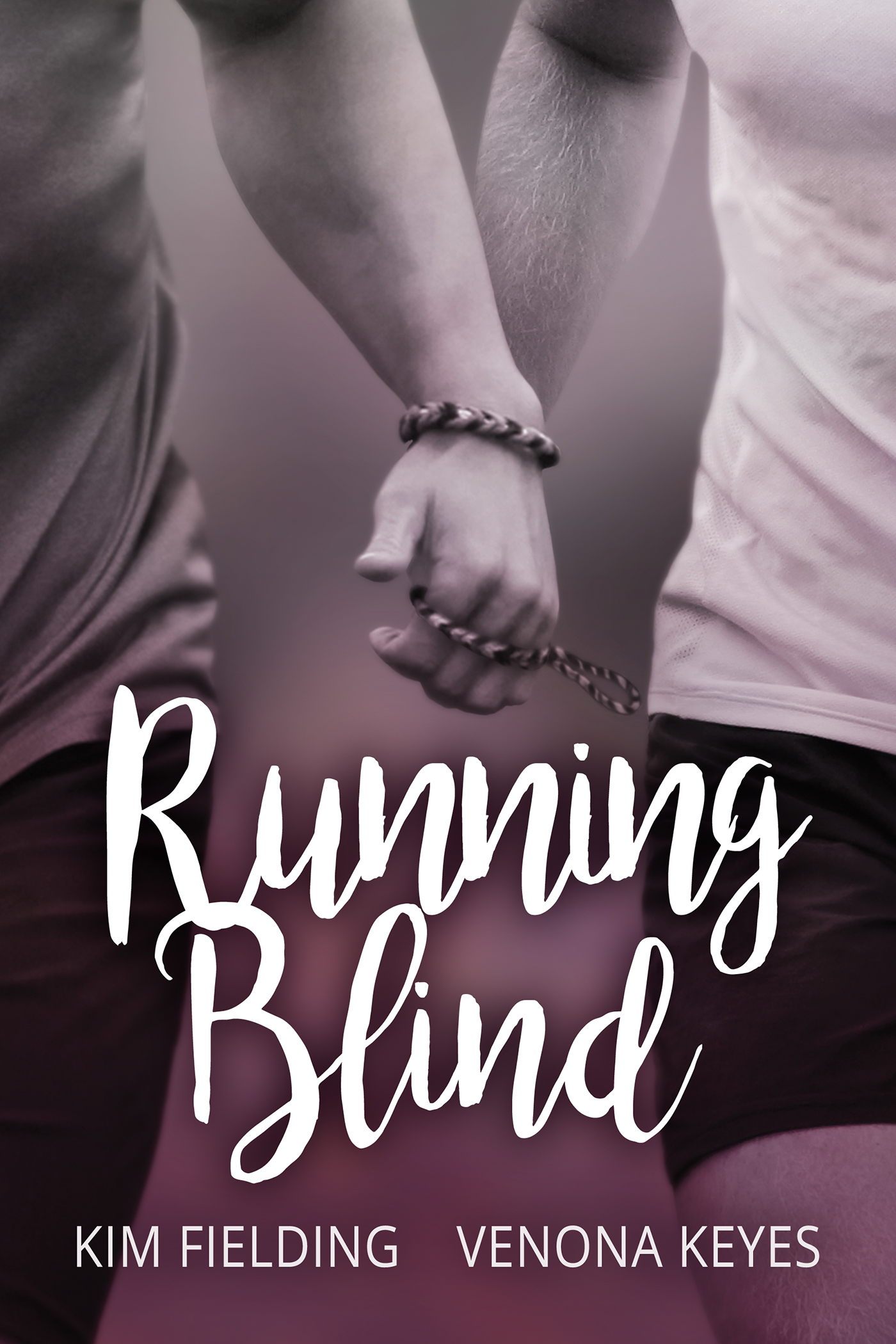 Running Blind by Kim Fielding and Venona Keyes