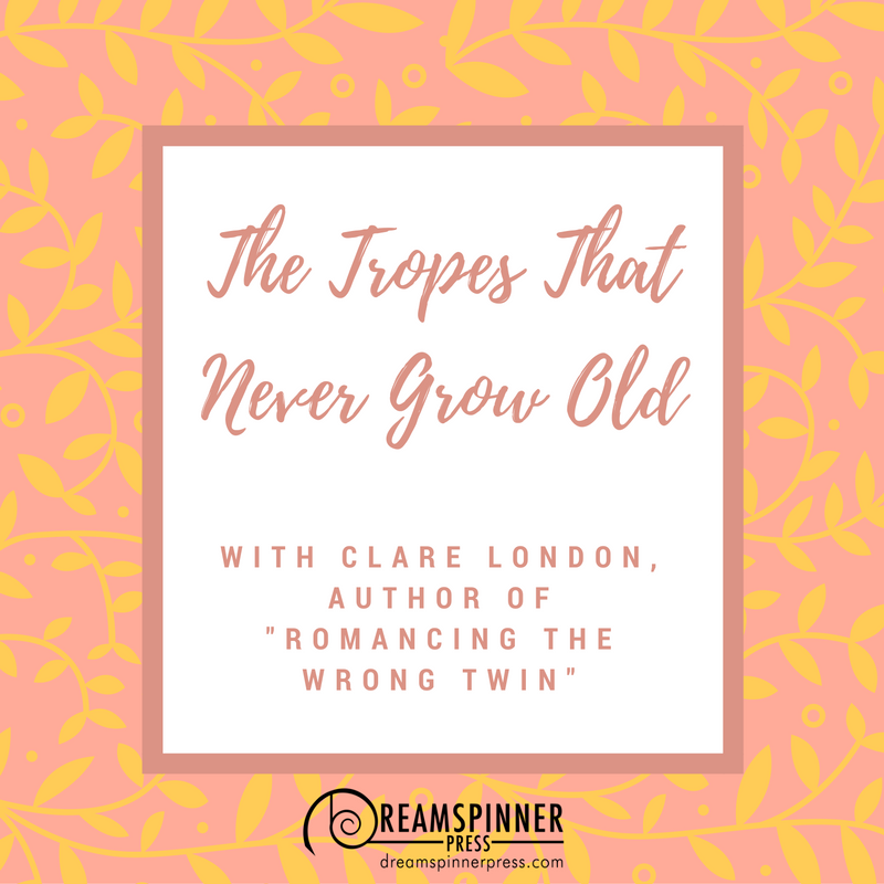 The Tropes That Never Grow Old with Clare London