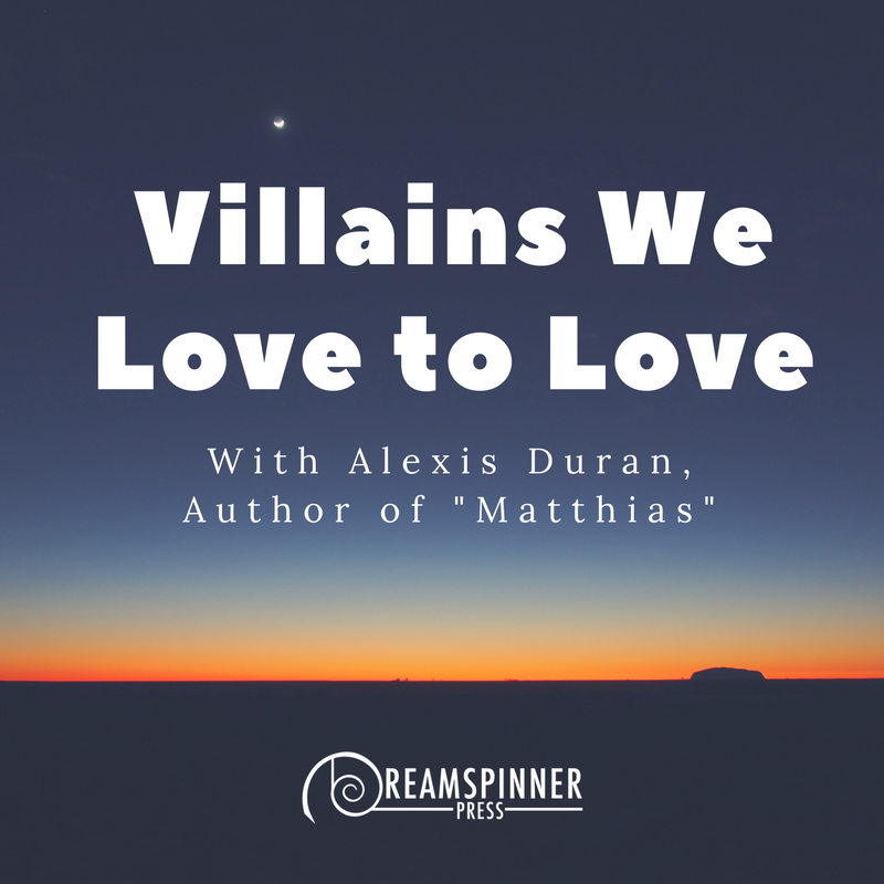 Villains We Love to Love with Alexis Duran