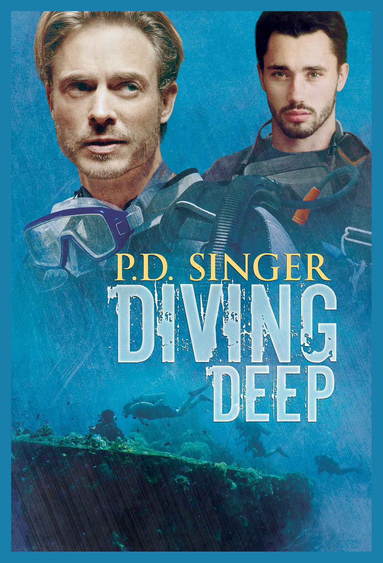 Diving Deep by P.D. Singer
