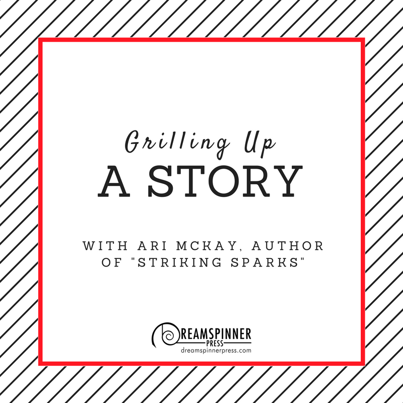 Grilling Up a Story with Ari McKay