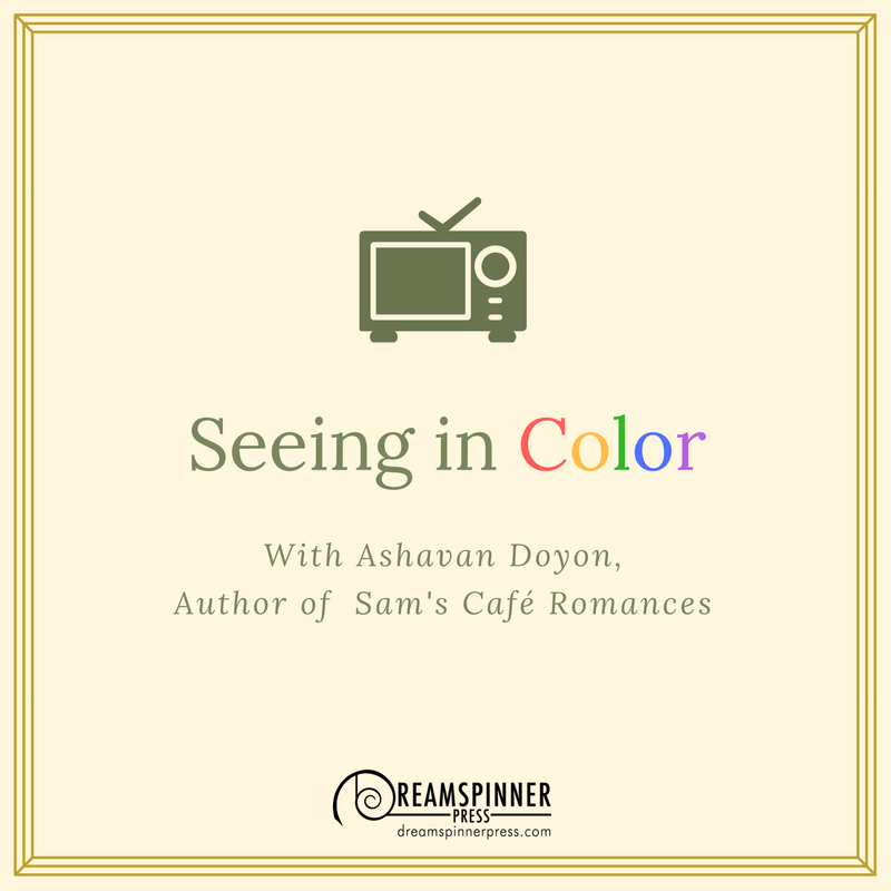 Seeing in Color with Ashavan Doyon