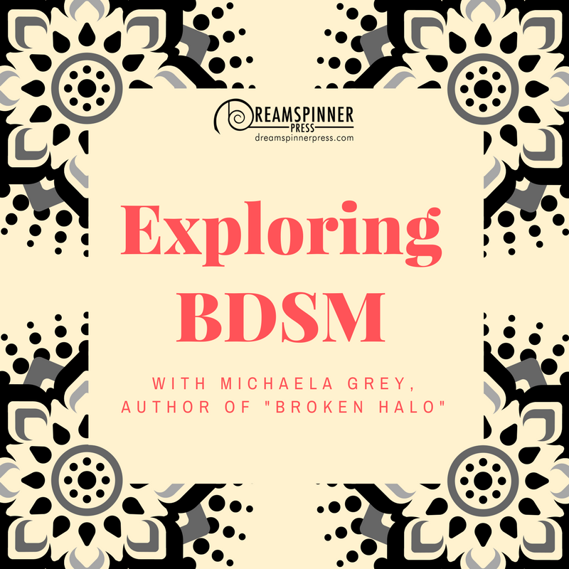 Exploring BDSM with Michaela Grey