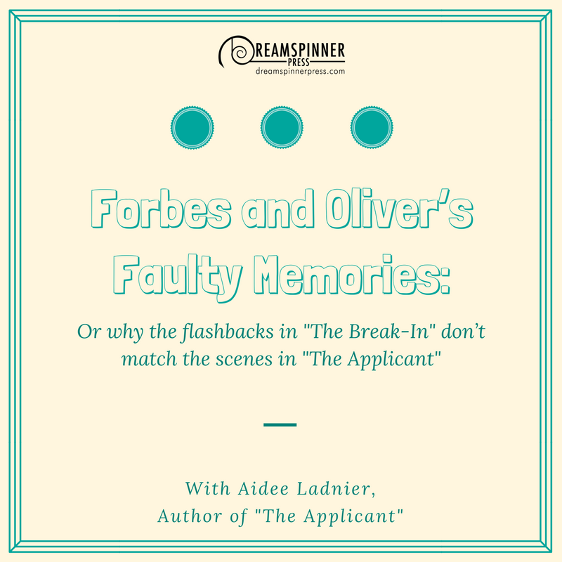Forbes and Oliver's Faulty Memories with Aidee Ladnier