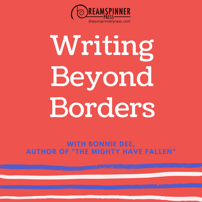 Writing Beyond Borders with Bonnie Dee