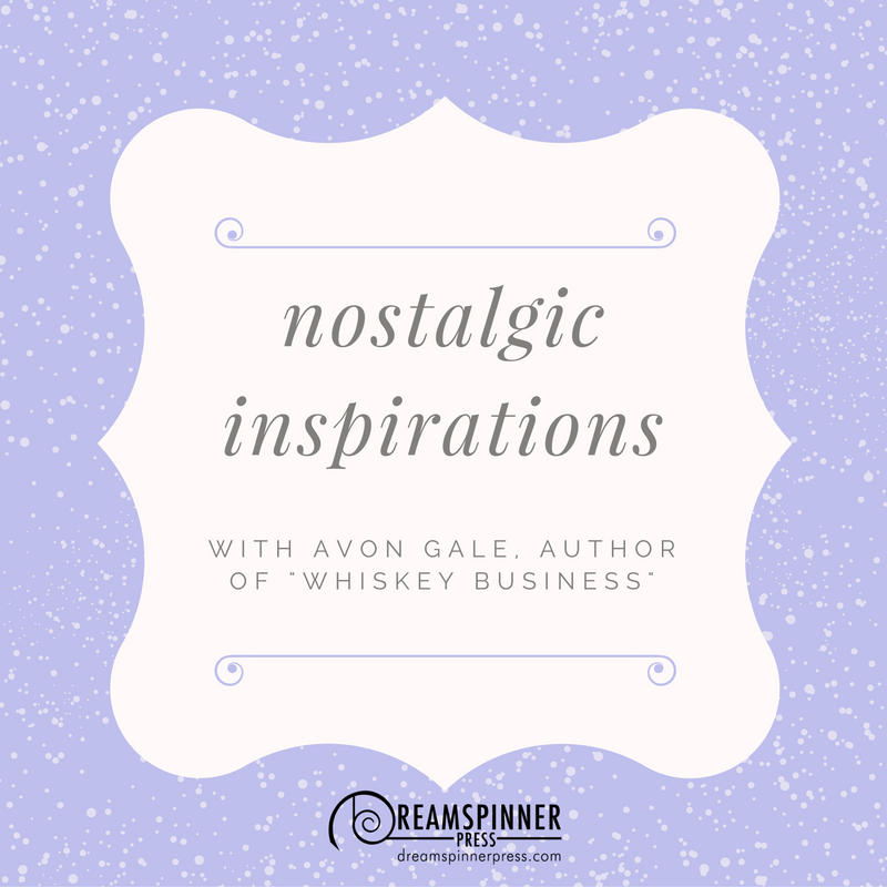 Nostalgic Inspirations with Avon Gale