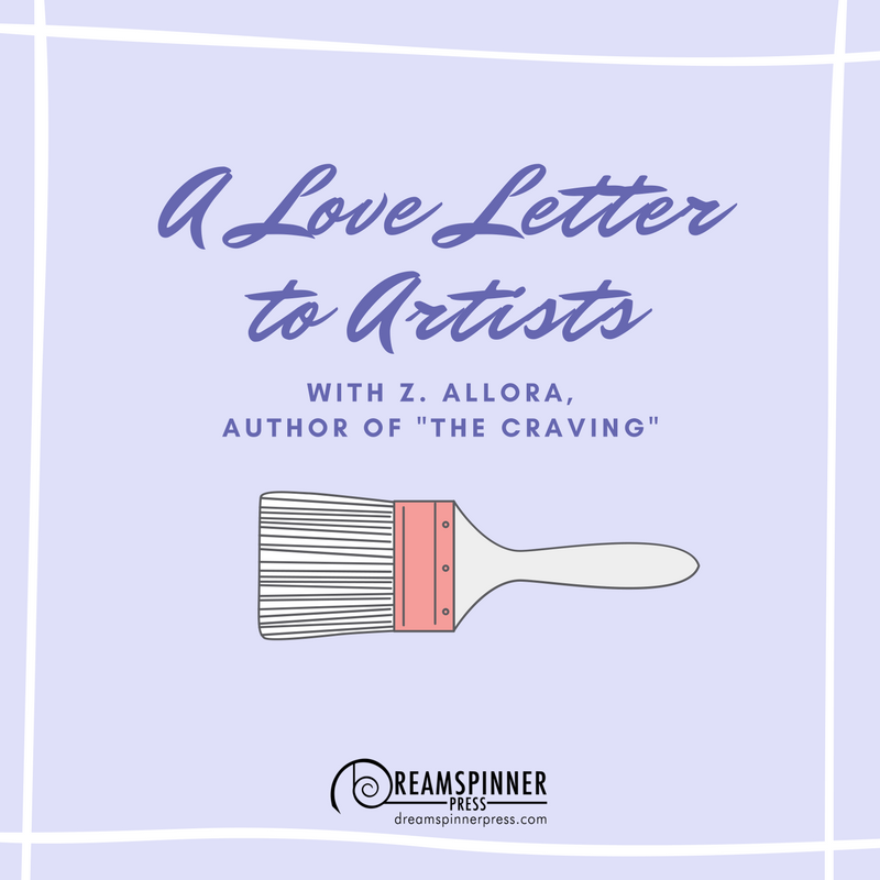 A Love Letter to Artists with Z. Allora