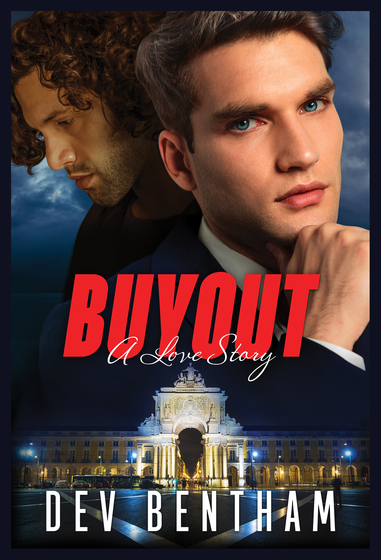 Buyout A Love Story by Dev Bentham