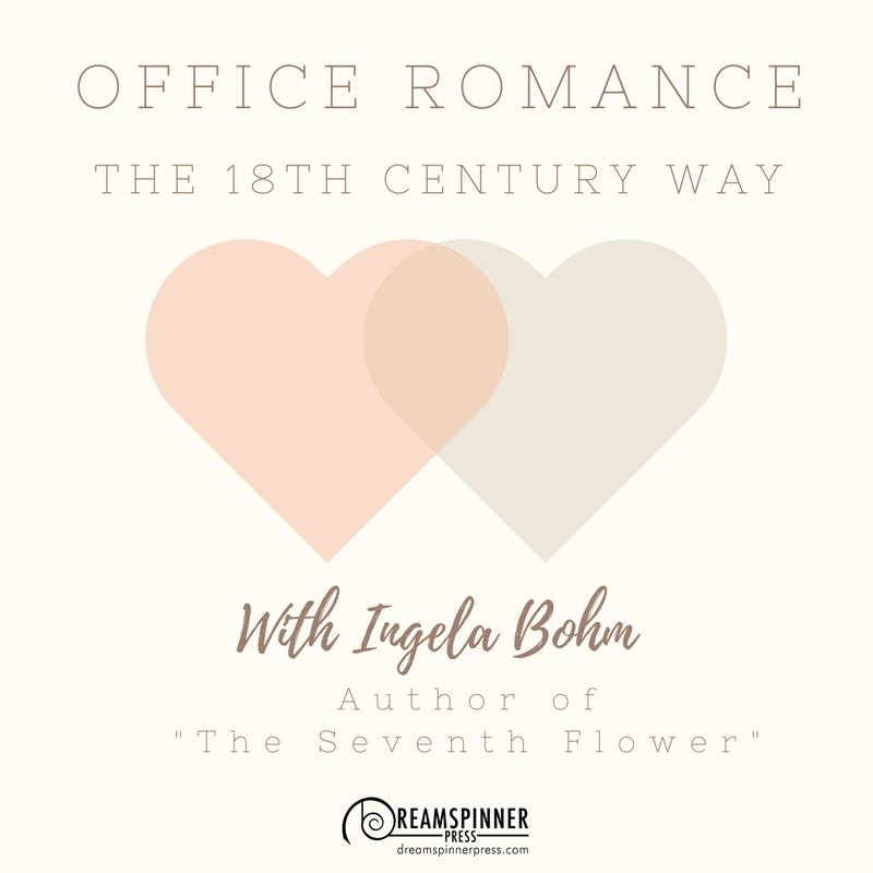 Office Romance the 18th Century Way with Ingela Bohm