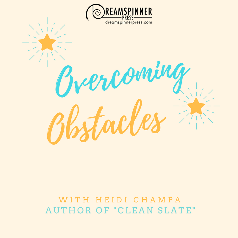Overcoming Obstacles with Heidi Champa