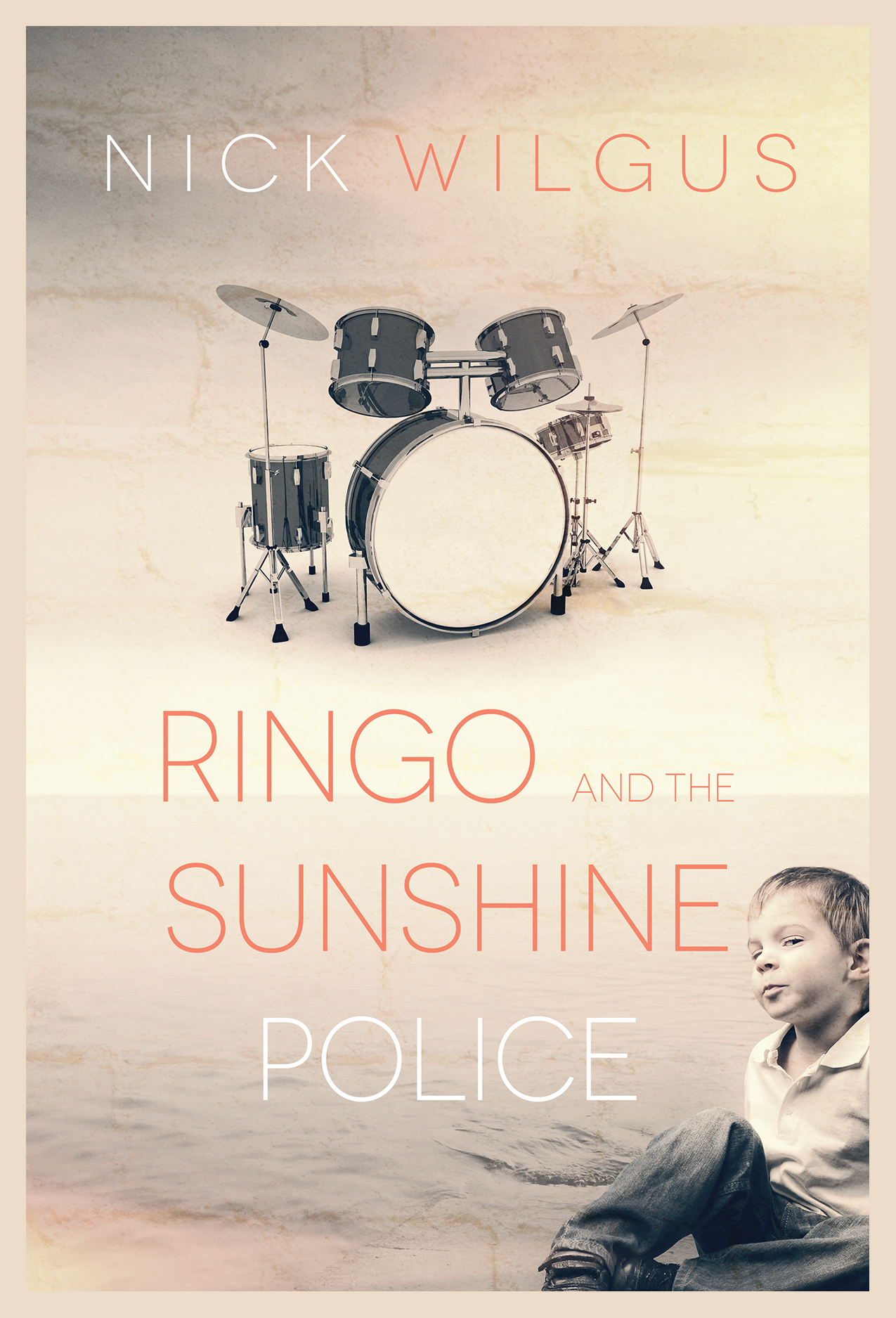 Ringo and the Sunshine Police by Nick Wilgus