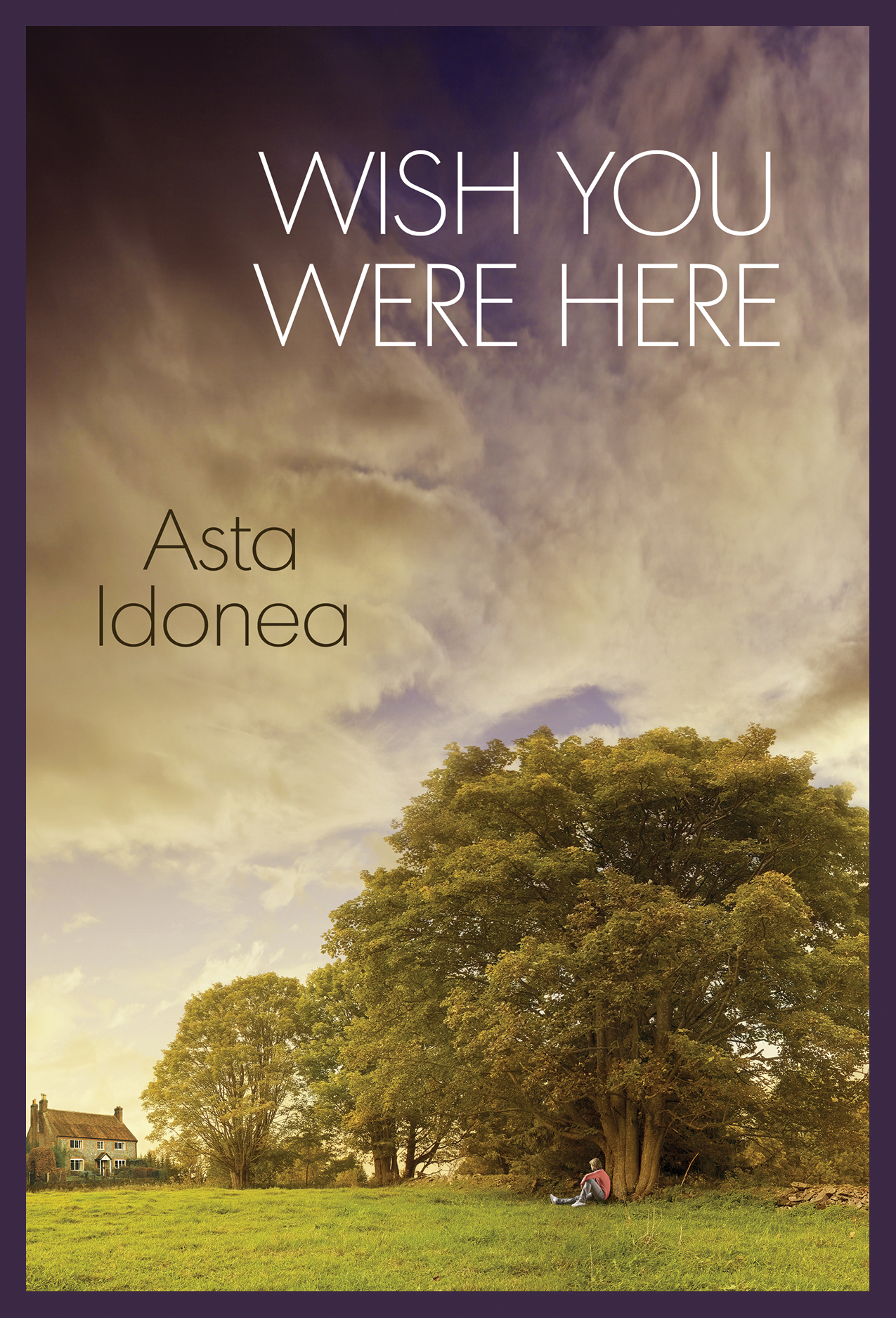 Wish You Were Here by Asta Idonea