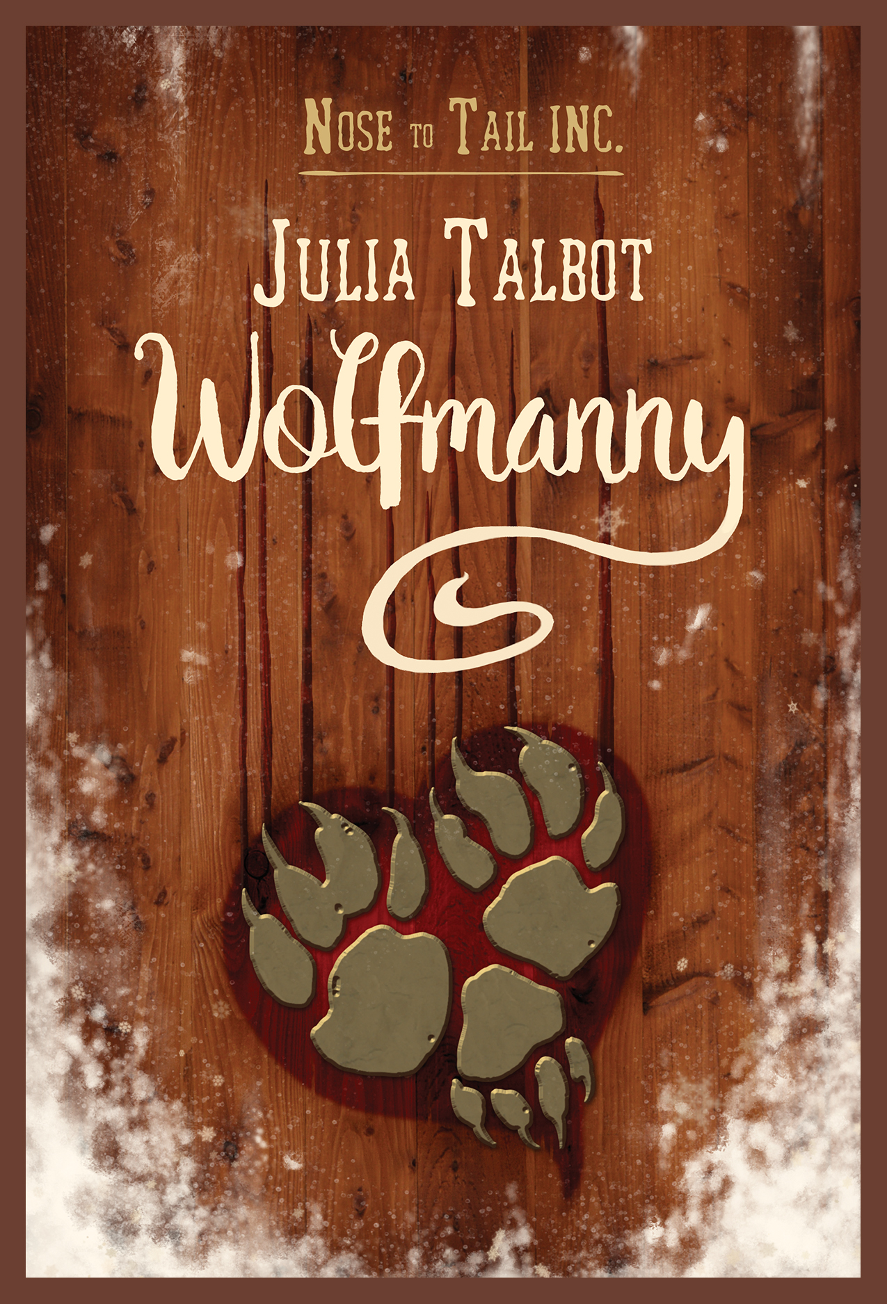 Wolfmanny by Julia Talbot