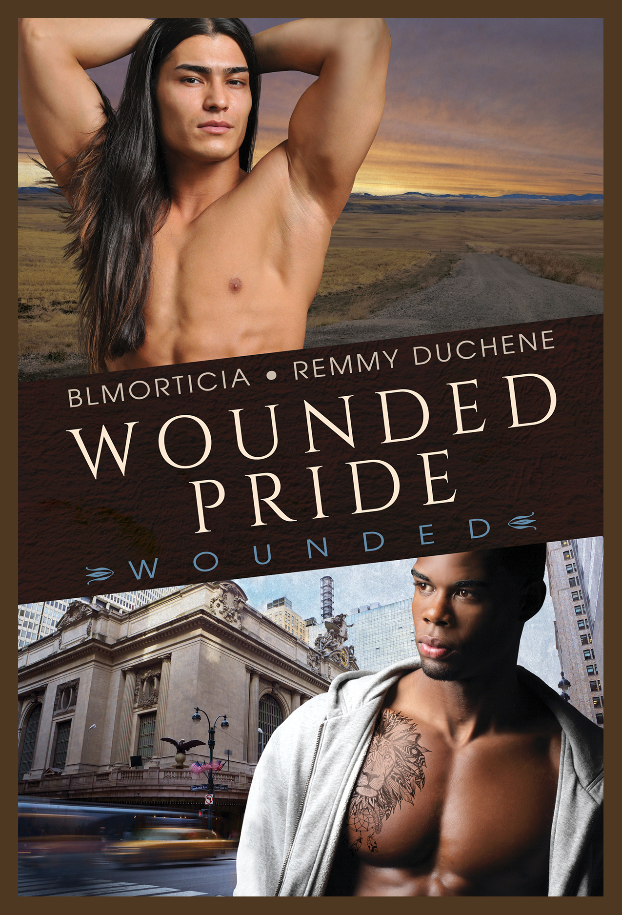 Wounded Pride by Remmy Duchene and BLMorticia