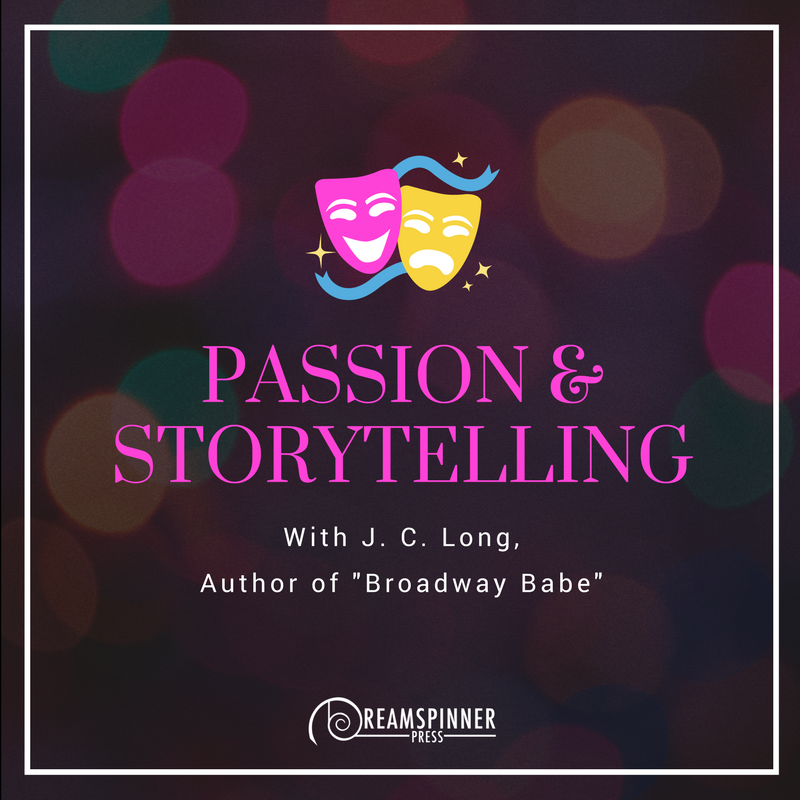Passion and Storytelling with J. C. Long
