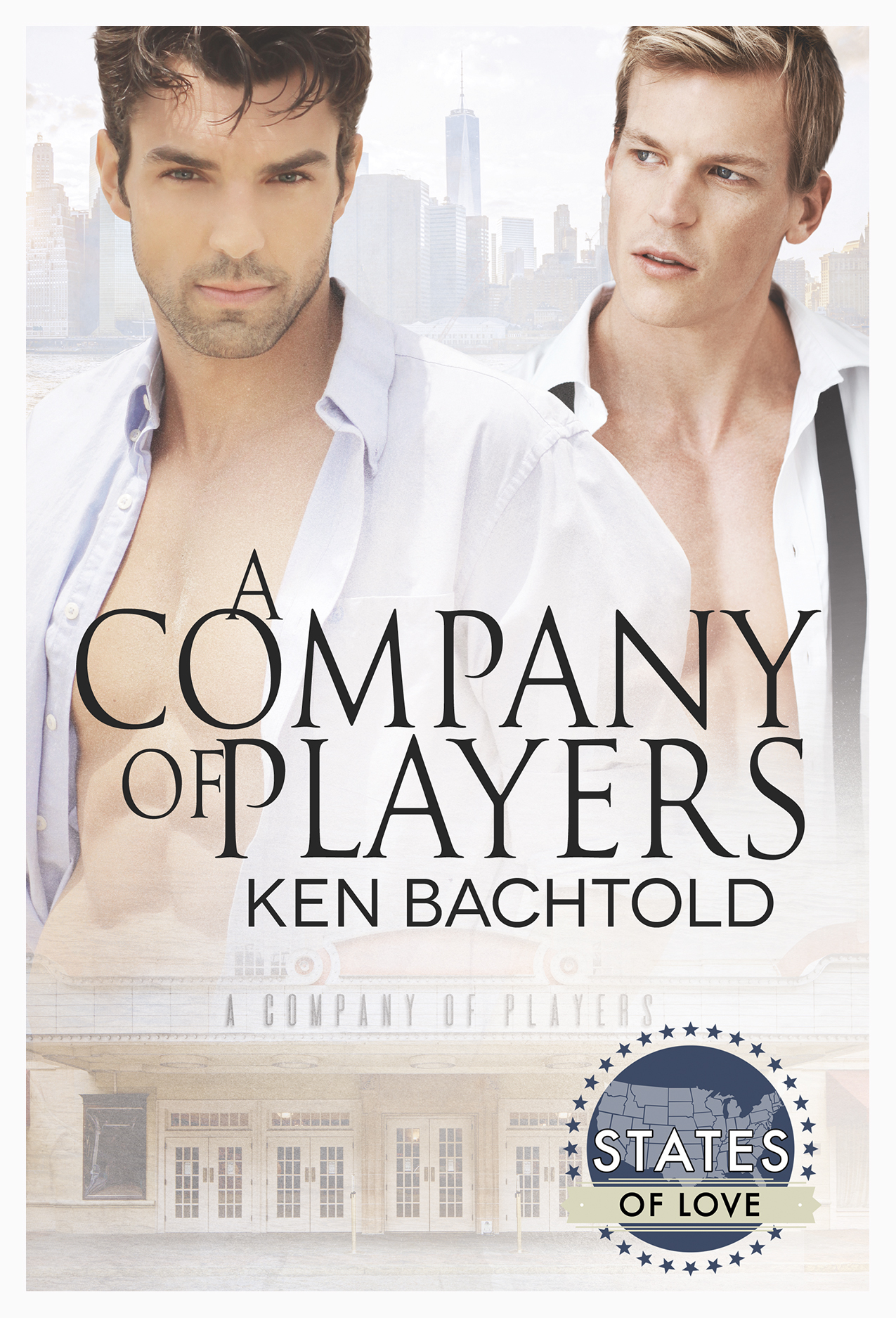 A Company of Players by Ken Bachtold