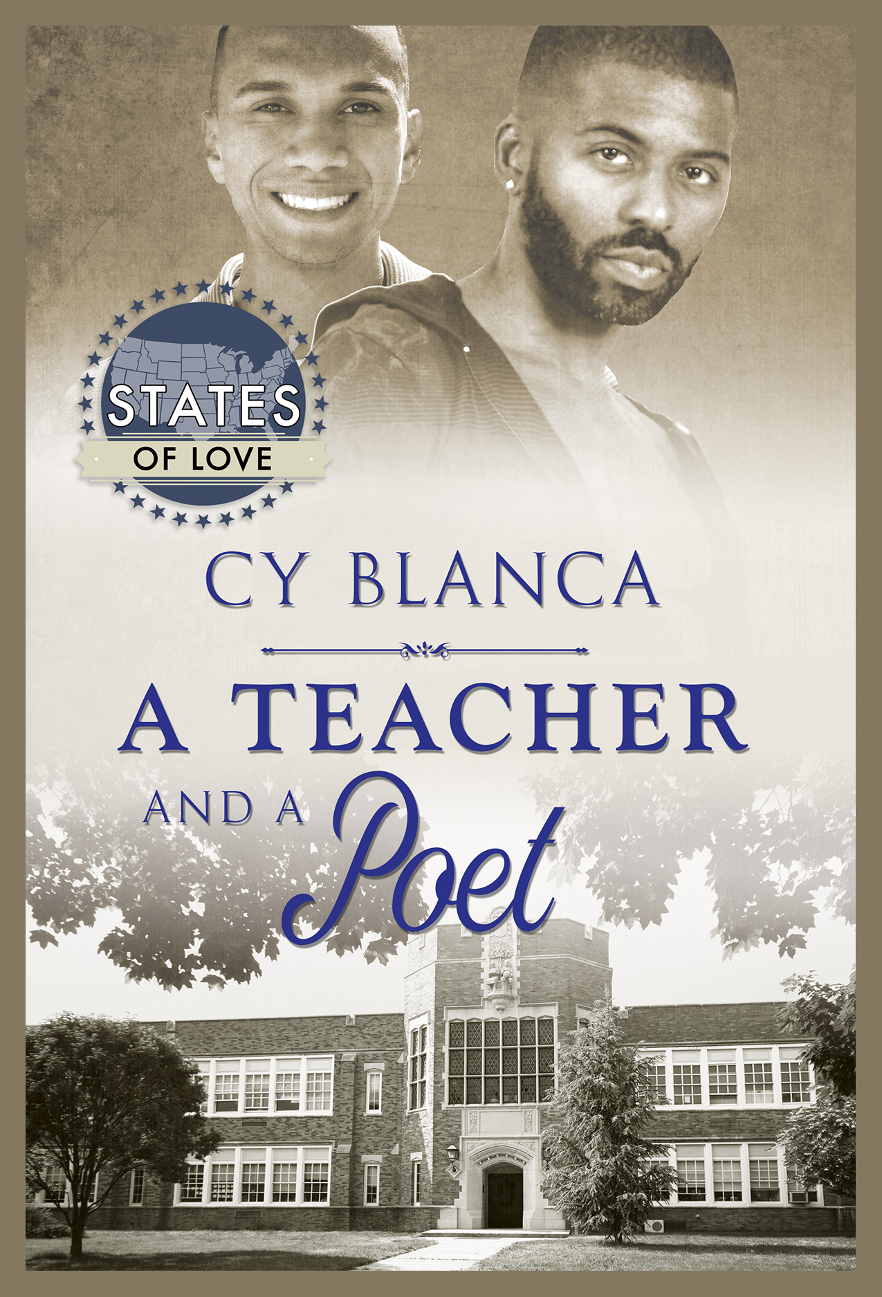 A Teacher and a Poet by Cy Blanca