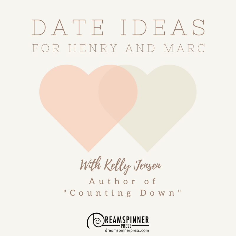 Date Ideas with Kelly Jensen