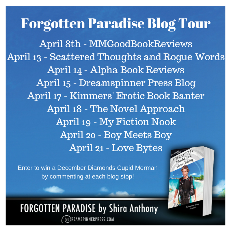 Forgotten Paradise Blog Tour