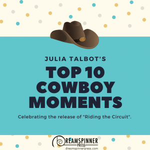 Julia Talbot's Top Ten (1)