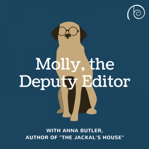 Molly, the Deputy Editor