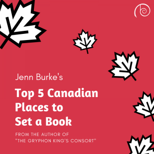 Jenn Burke's Top 5 Places