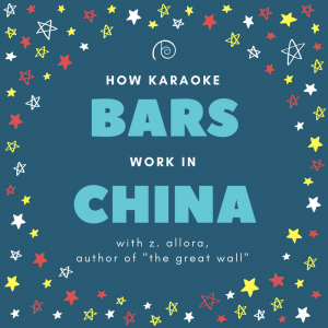 how karaoke bars work in china